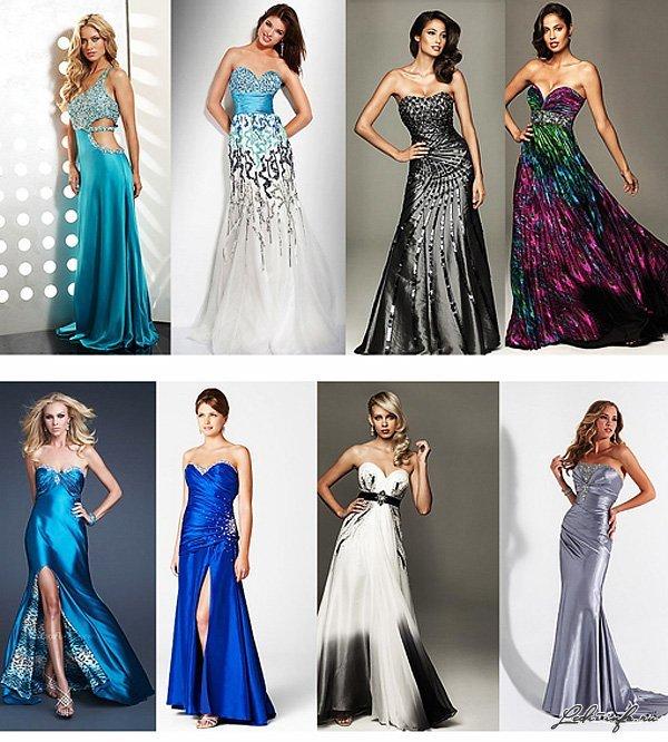 Откровенные платья